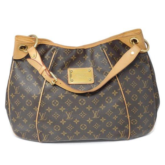 Louis Vuitton Handbags - 100% Auth Louis Vuitton Galleria GM Monogram Hobo